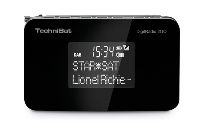 infodigital technisat stellt digitradio 2go vor. Black Bedroom Furniture Sets. Home Design Ideas